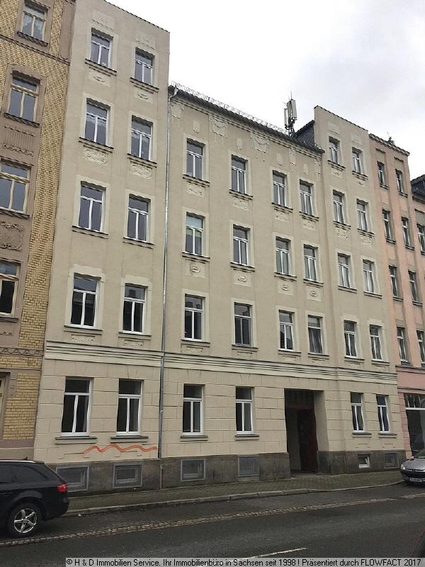 Blick Vorderhaus