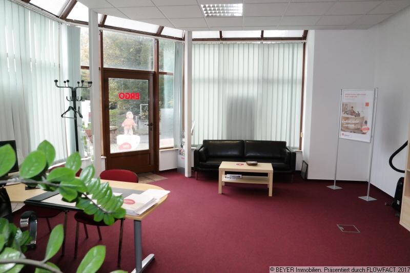 Bürofläche groß EG